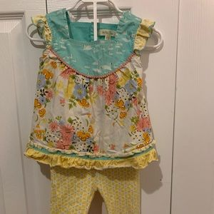 Matilda Jane 18-24MO toddler set